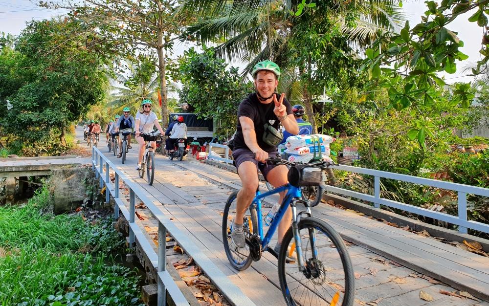Vietnam Tour - Multi Outdoor Activities in Mekong Delta 7