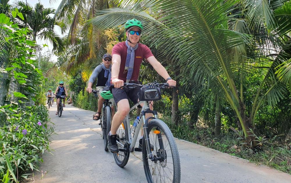 Vietnam Tour - Multi Outdoor Activities in Mekong Delta 9