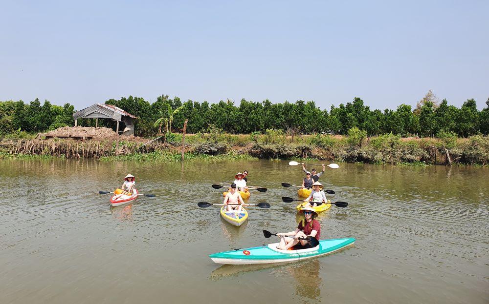 Vietnam Tour - Multi Outdoor Activities in Mekong Delta 10