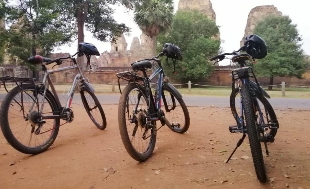 Cycling Adventures from Angkok to Saigon 2