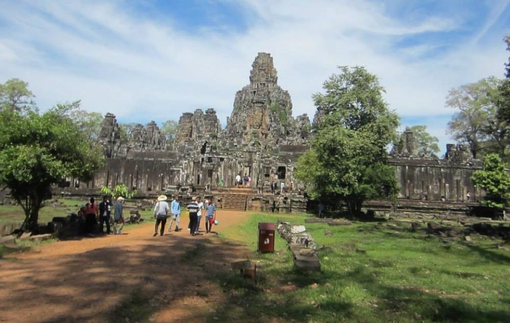 Cycling Adventures from Angkok to Saigon 4