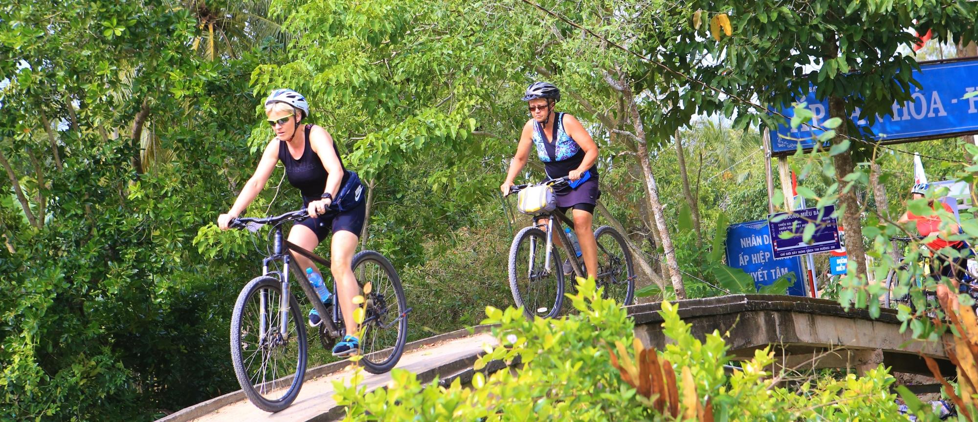 Cycling Adventures from Angkok to Saigon 6