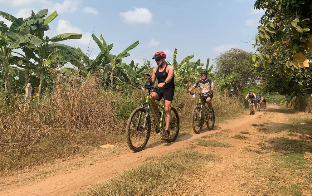 Cycling Adventures from Angkok to Saigon 7