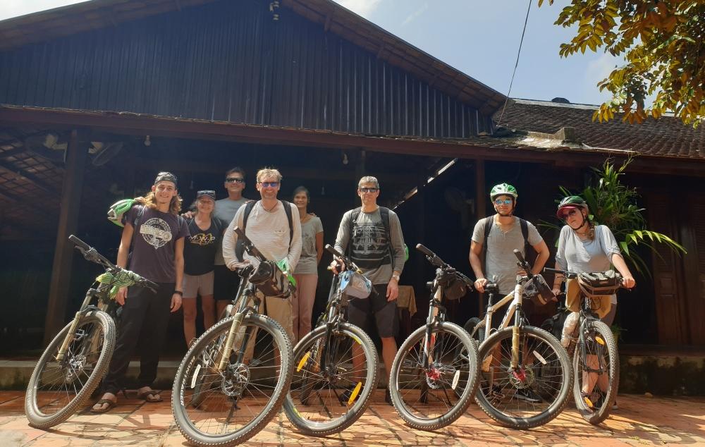 Cycling Adventures from Angkok to Saigon 9