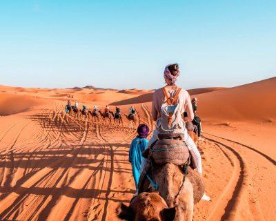 Marrakech New Year Eve desert tour
