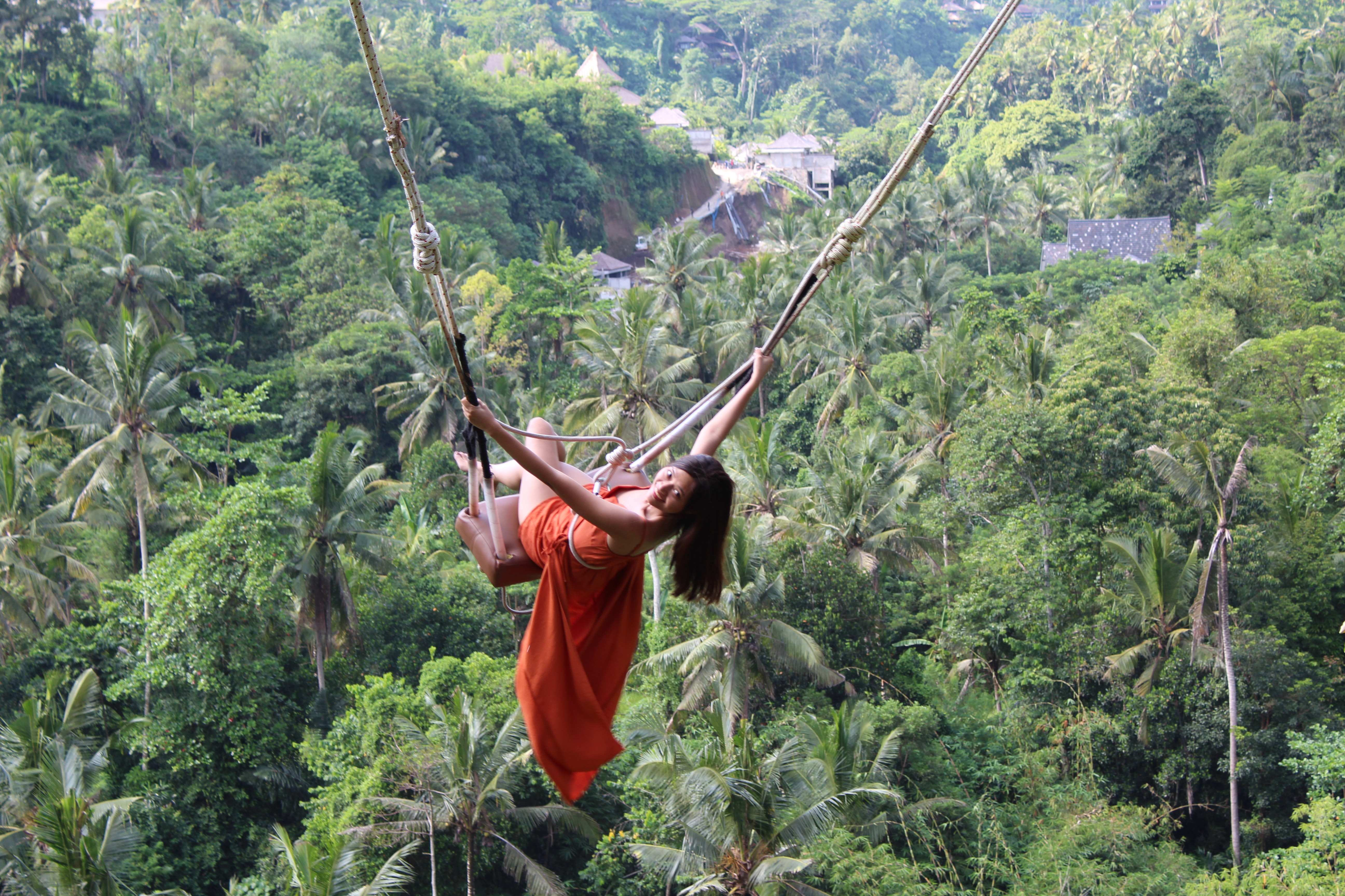 Ubud Highlights Private Tour with Swing 1