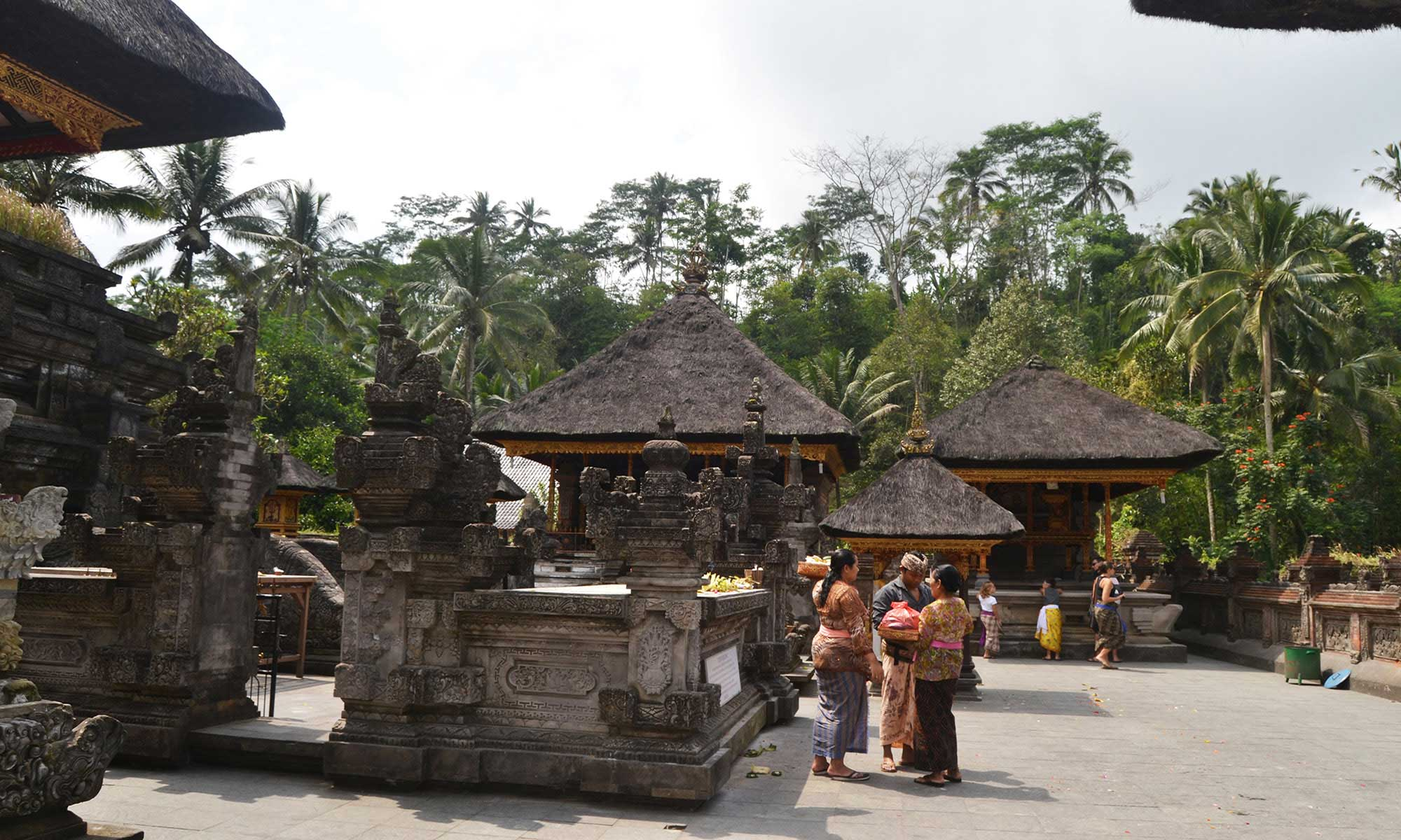Ubud Highlights Private Tour with Swing 10
