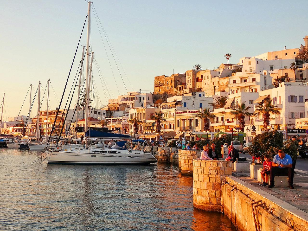 Greek Island Honeymoon Tour from Athens to Paros - Naxos - Santorini 1