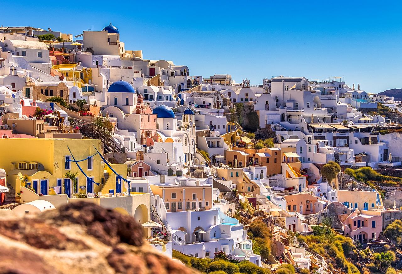 Greek Island Honeymoon Tour from Athens to Paros - Naxos - Santorini 10
