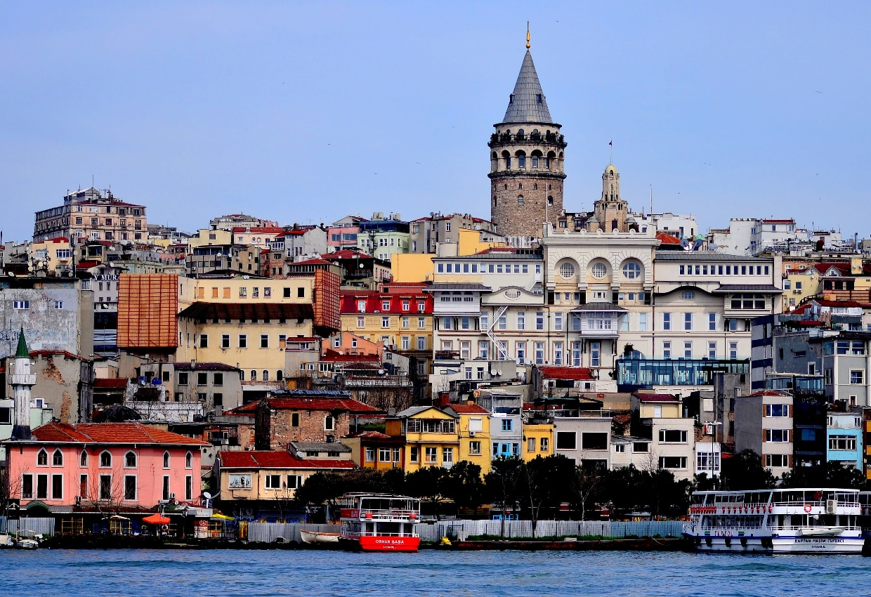 9 Days Istanbul Athens Cruise Vacation 5