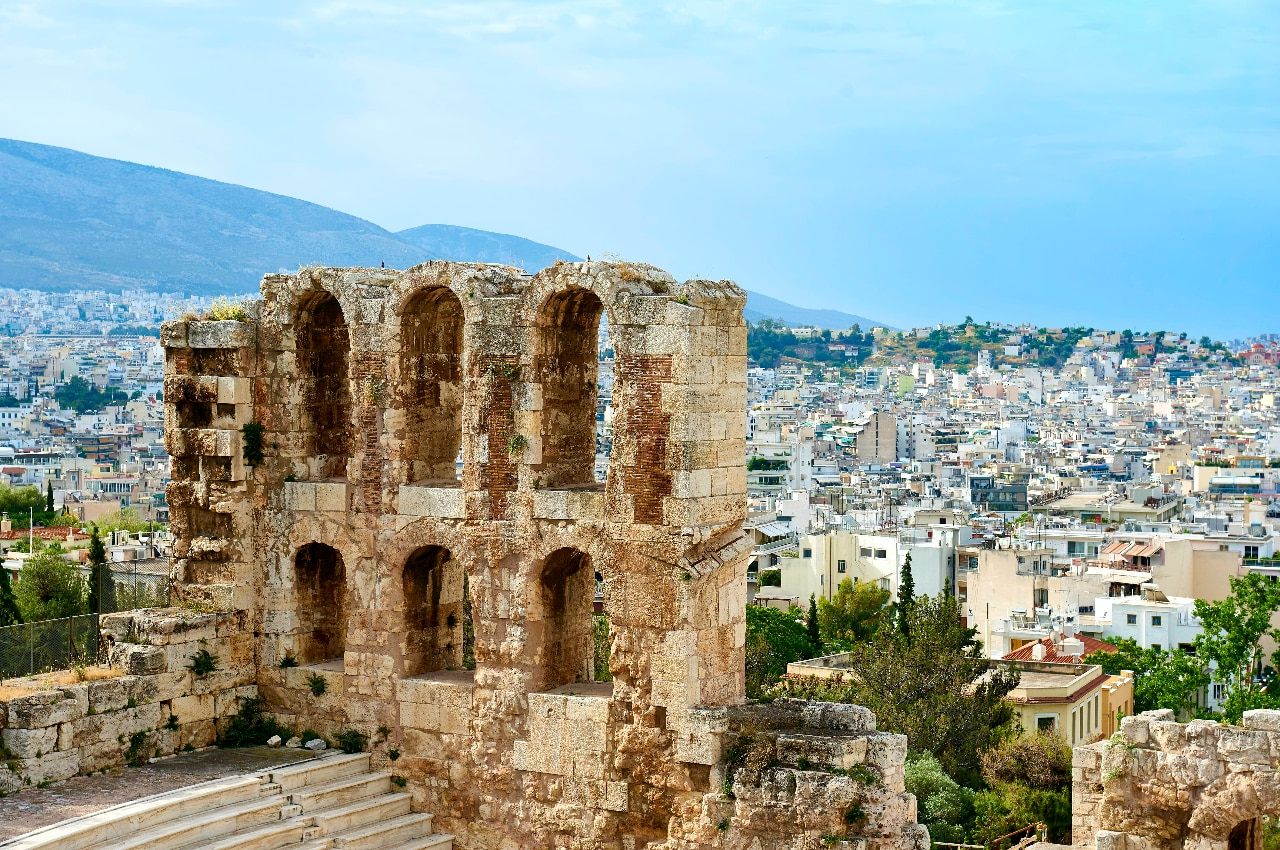 9 Days Istanbul Athens Cruise Vacation 9
