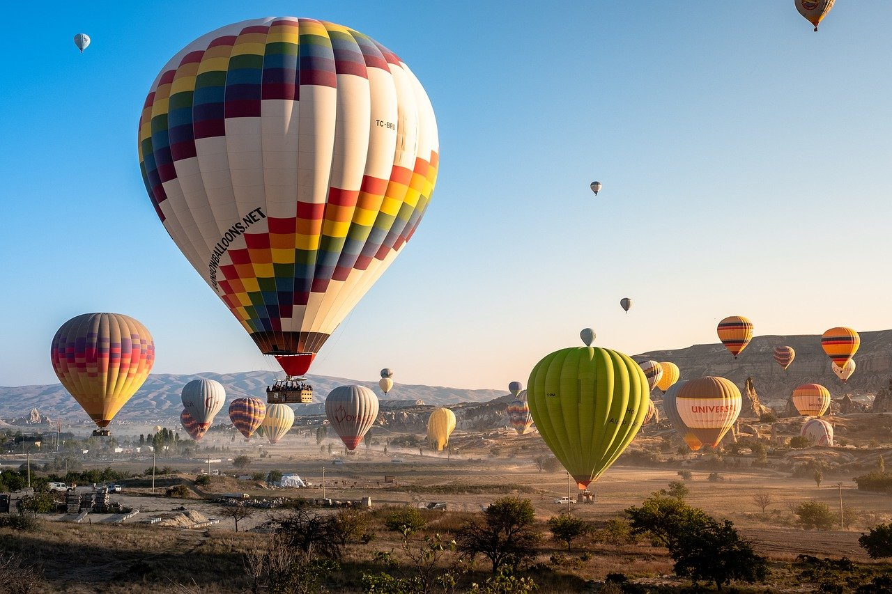 Istanbul Tour to Cappadocia and Cairo - 2 Continents 1