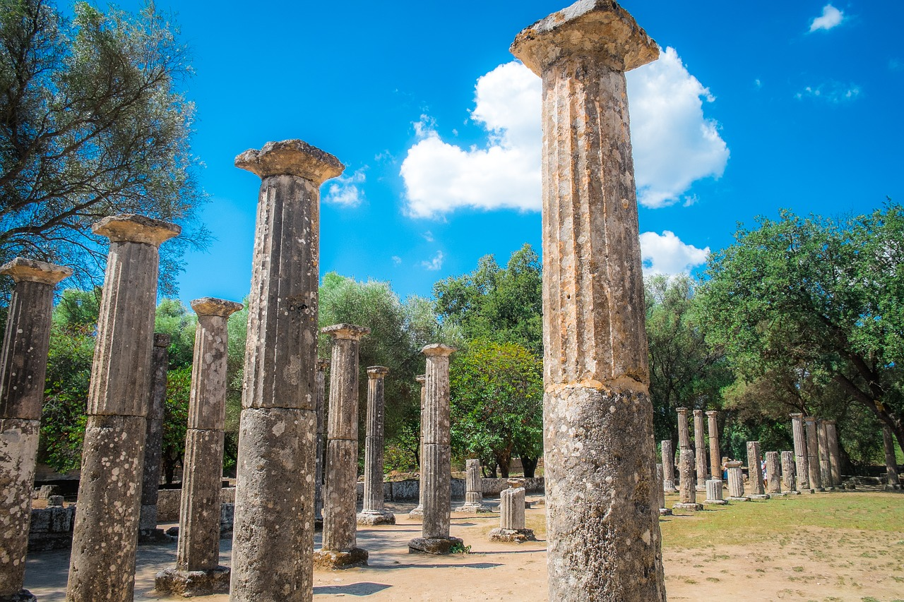 Istanbul to Cairo & Athens Vacation - 3 Countries 3 Civilizations 10