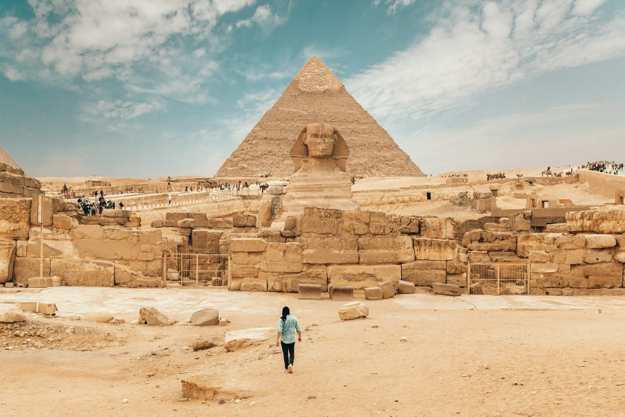 Istanbul to Cairo & Athens Vacation - 3 Countries 3 Civilizations 2