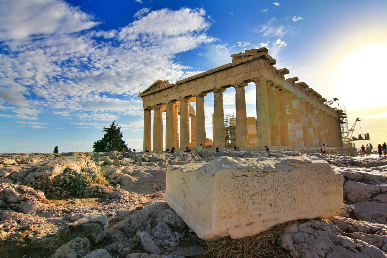 Istanbul to Cairo & Athens Vacation - 3 Countries 3 Civilizations 4