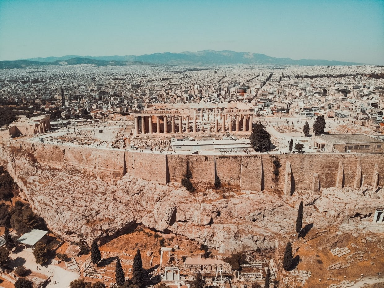 Istanbul to Cairo & Athens Vacation - 3 Countries 3 Civilizations 8