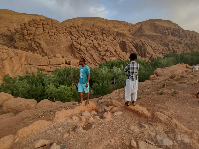 Sahara Desert Tour from Fez to Marrakech 9