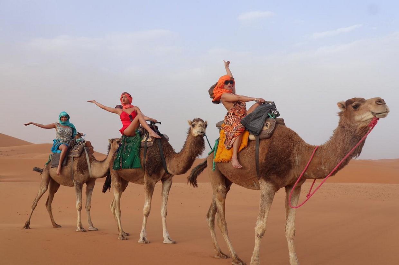 Sahara Desert Tour from Fez to Marrakech 1