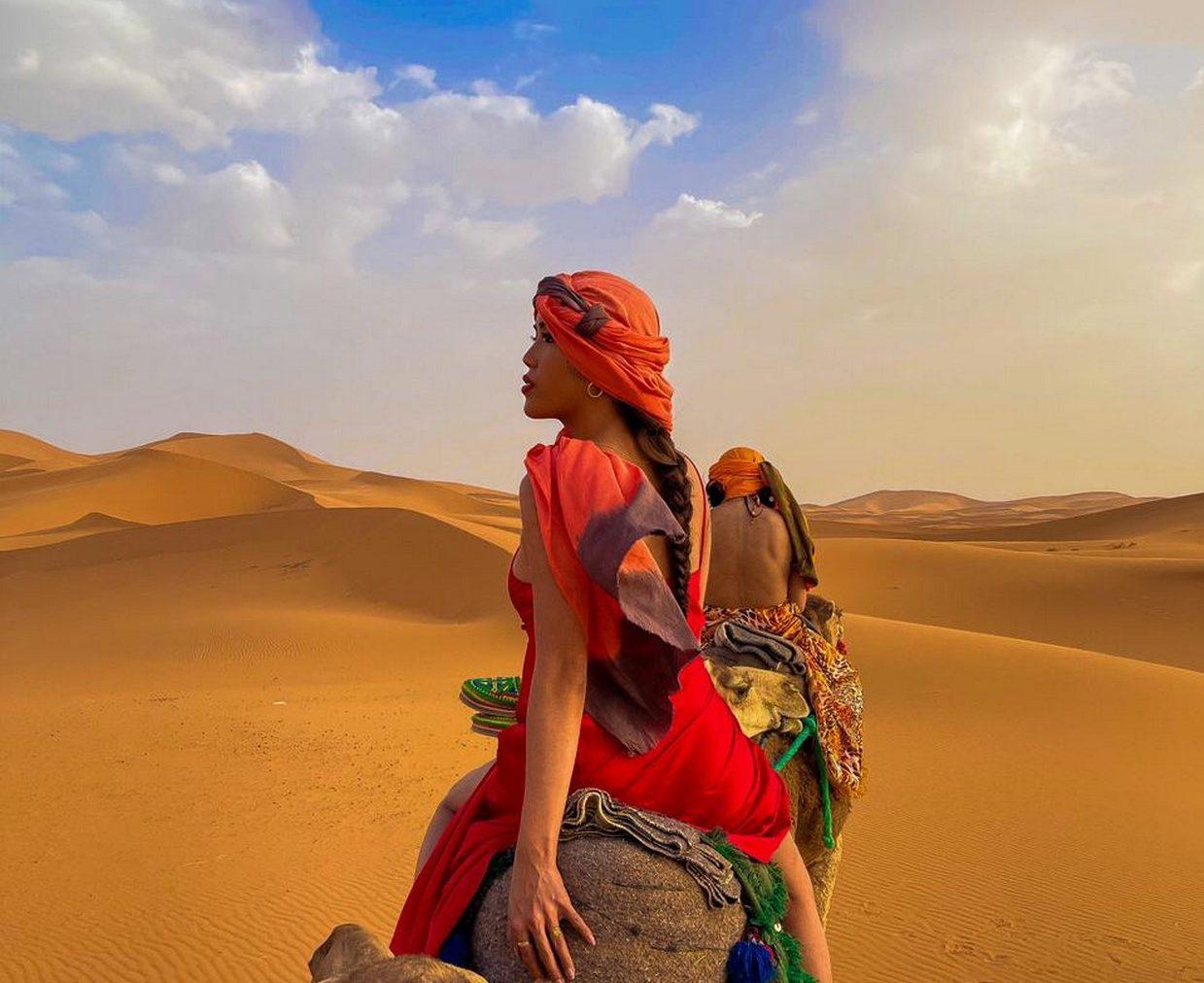#Sahara Desert Tour