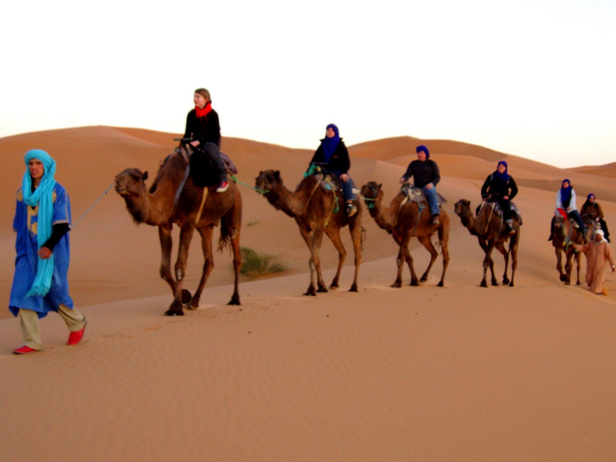 8 Day Morocco Tour from Casablanca to the Imperial Cities 8