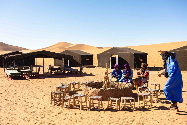 Morocco Desert Adventure From Marrakech to Chegaga 6