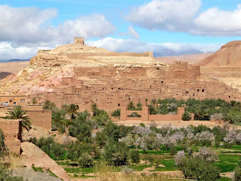 Morocco Desert Adventure From Marrakech to Chegaga 2