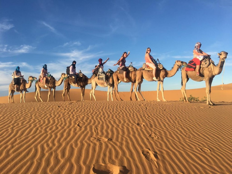 Morocco Desert Adventure From Marrakech to Chegaga 1