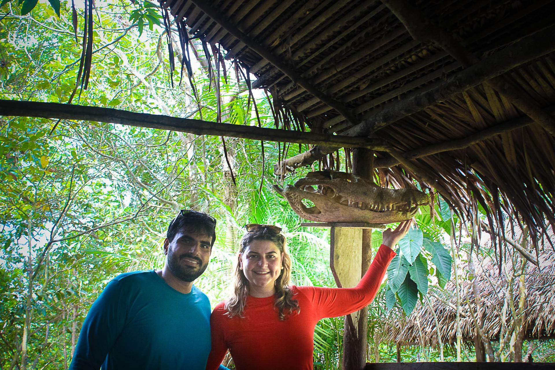 Amazon Red Piranha 8