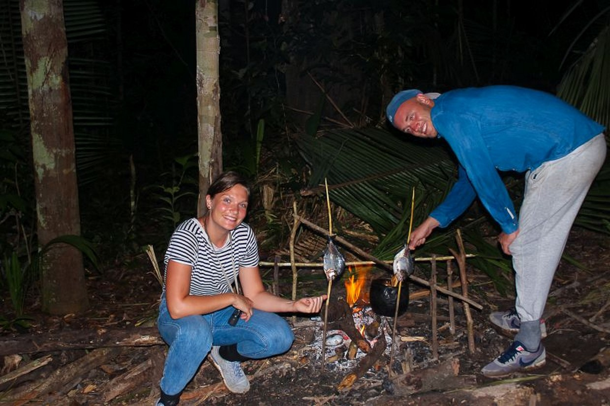 Adventure in Amazon Forest 5