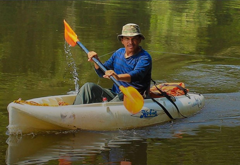 Amazon Kayaking Trip 1