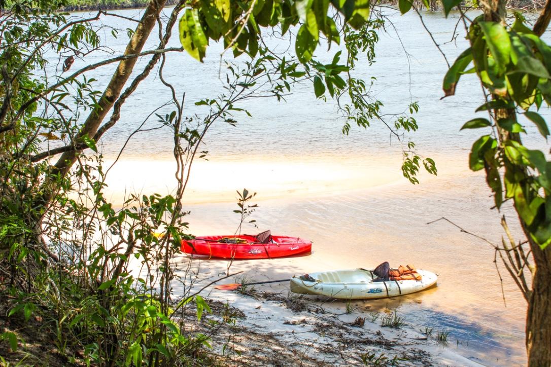 Amazon Kayaking Trip 3