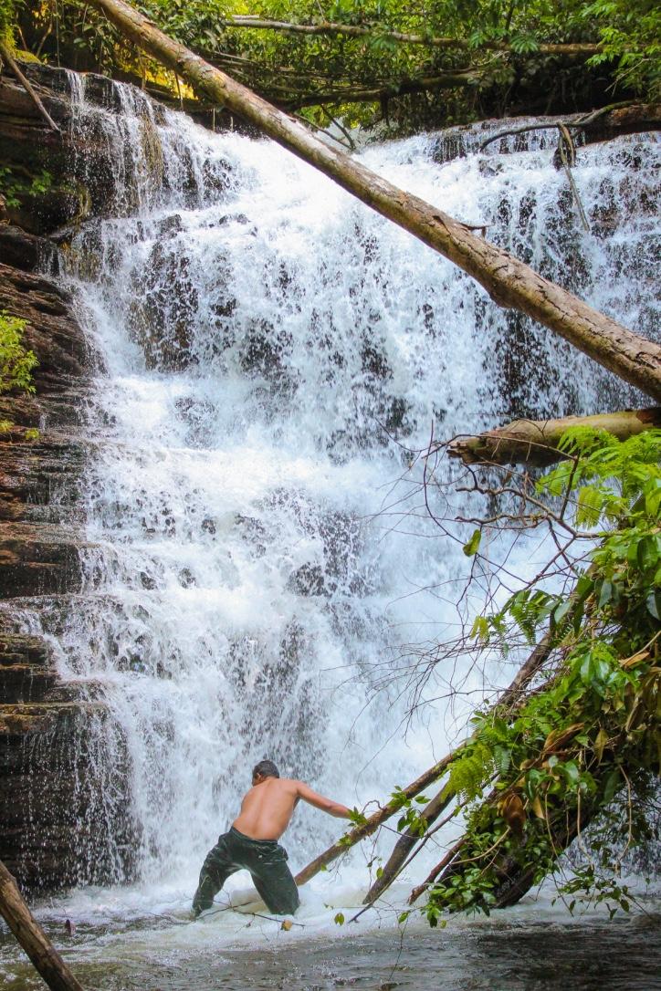 Amazon Kayaking Trip 6