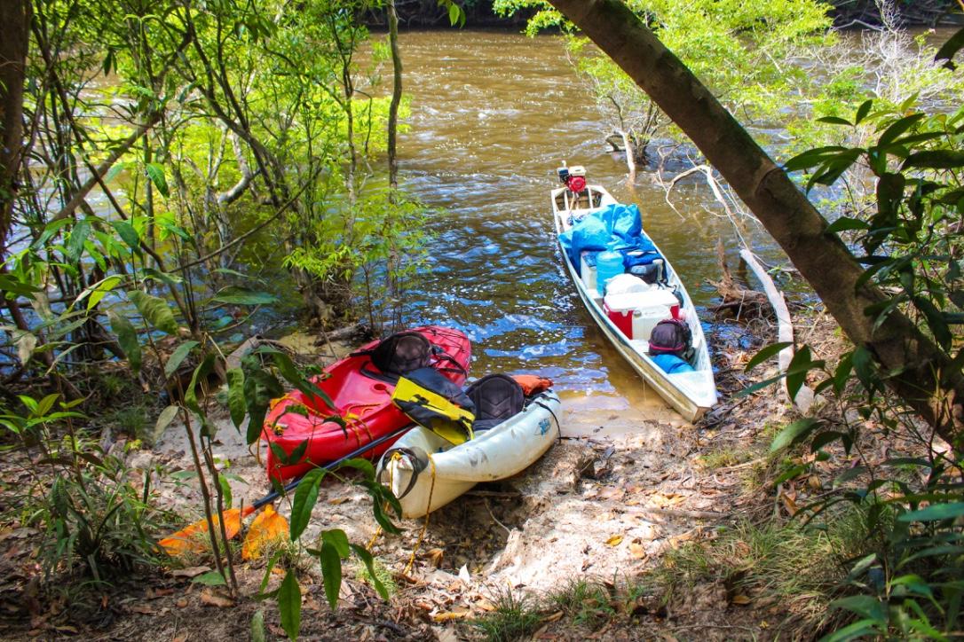 Amazon Kayaking Trip 5