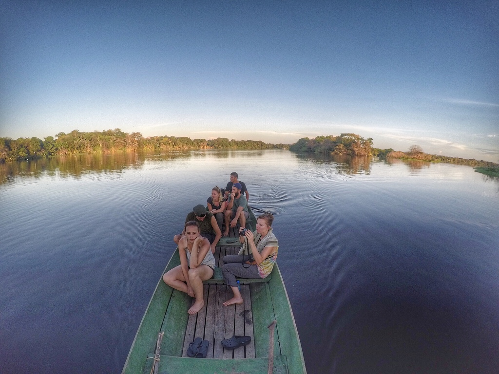 Amazon Survival Trip | 5 Days 1