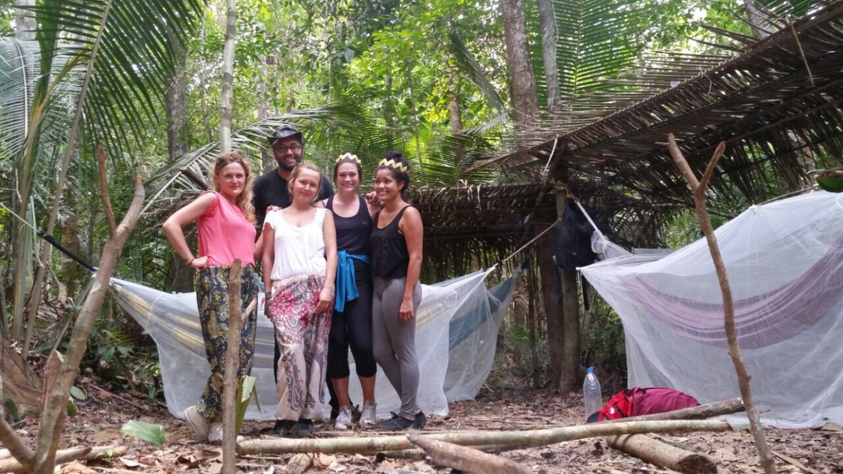 Amazon Survival Trip | 5 Days 6