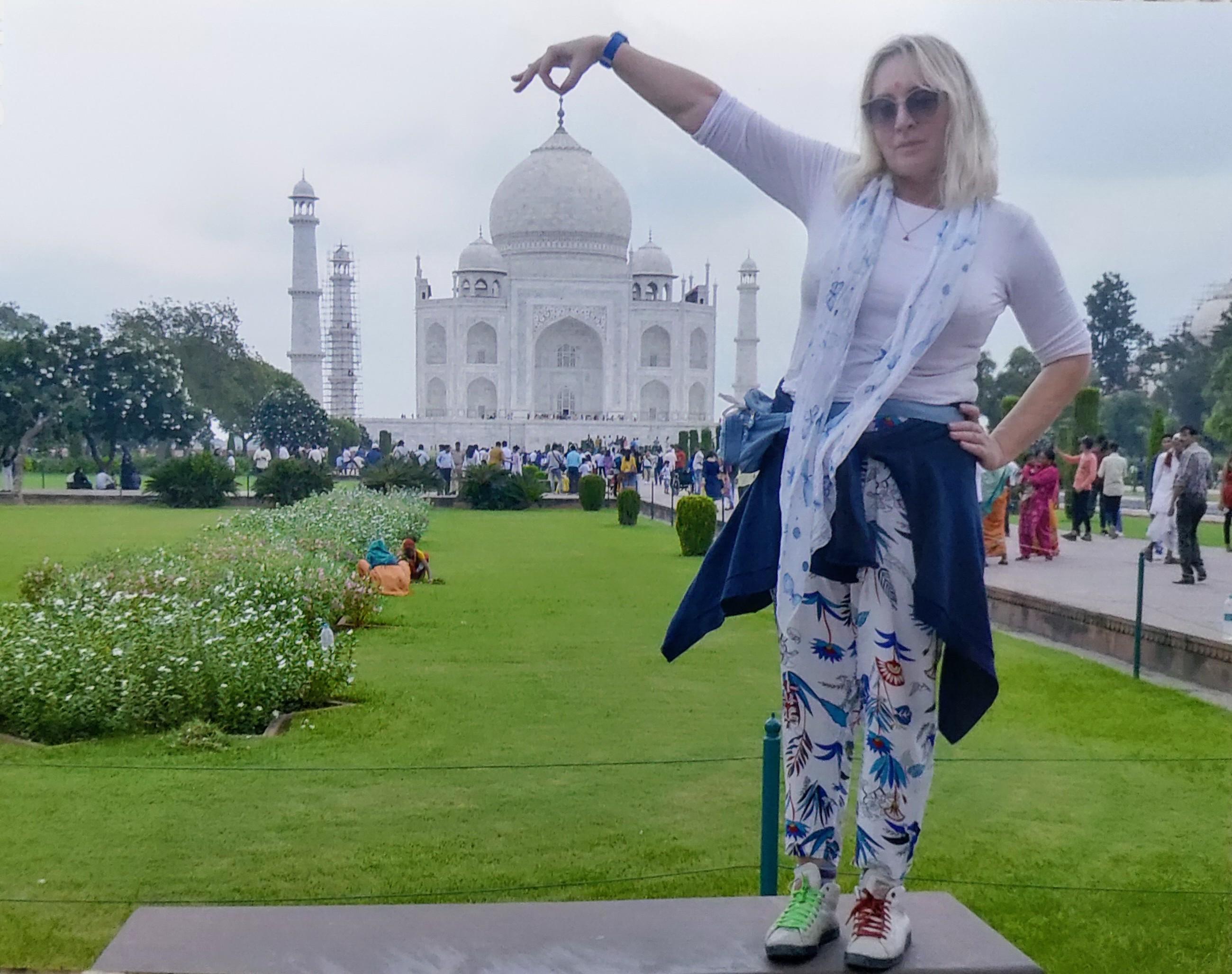 Private Guided Tour of Delhi & Agra 1