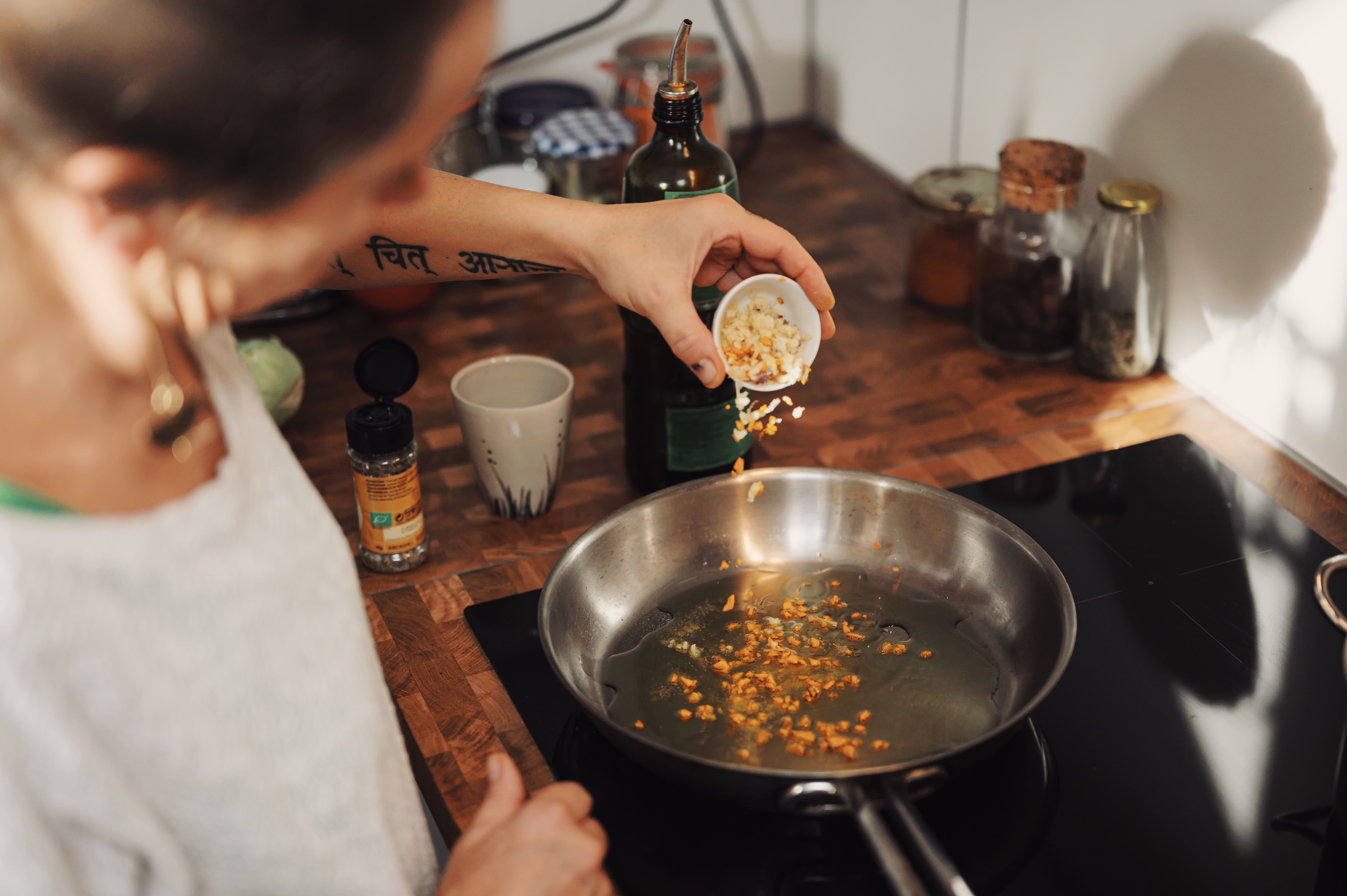 Authentic Indian Cooking Sessions & Golden Triangle Tour 1