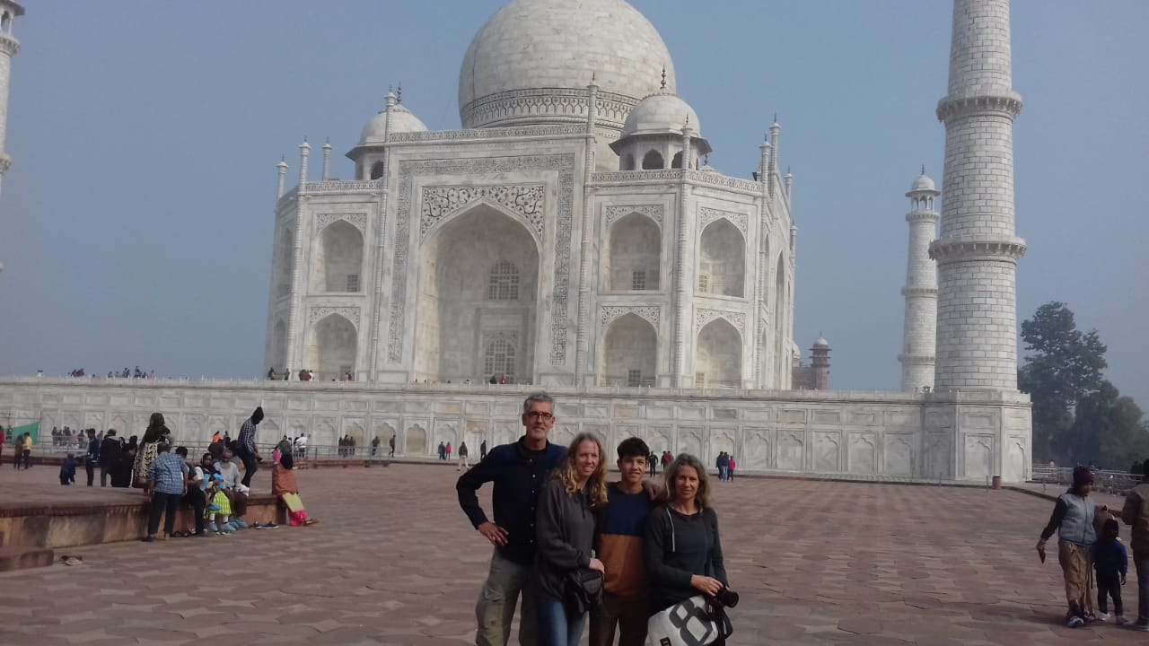 Authentic Indian Cooking Sessions & Golden Triangle Tour 4
