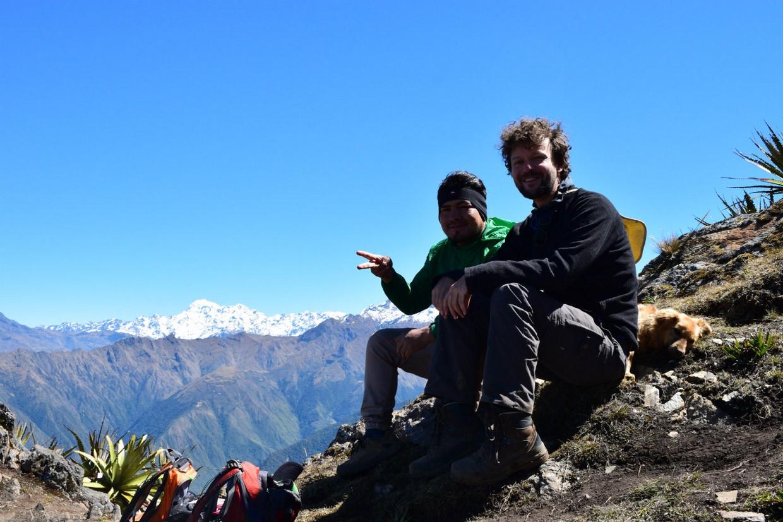 Choquequirao Trek to Machu Picchu – 7 Days 4