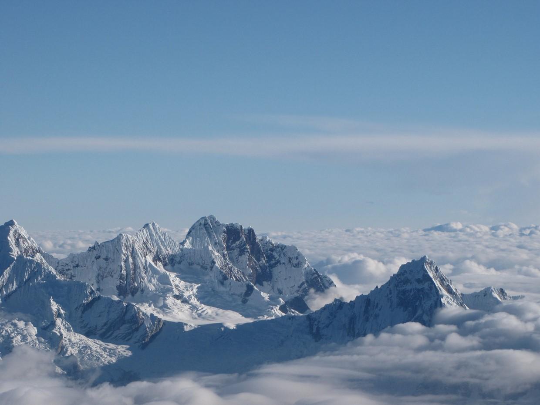 Trekking Tour: Nevado Pisco & Chopicalqui - 7 Days 4