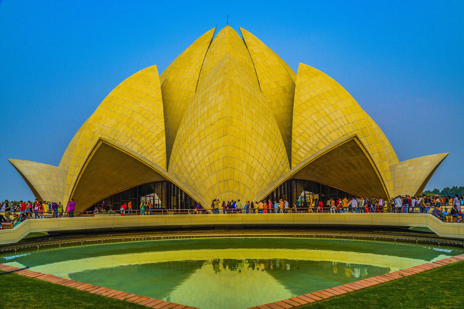 Yoga Tour to India 3