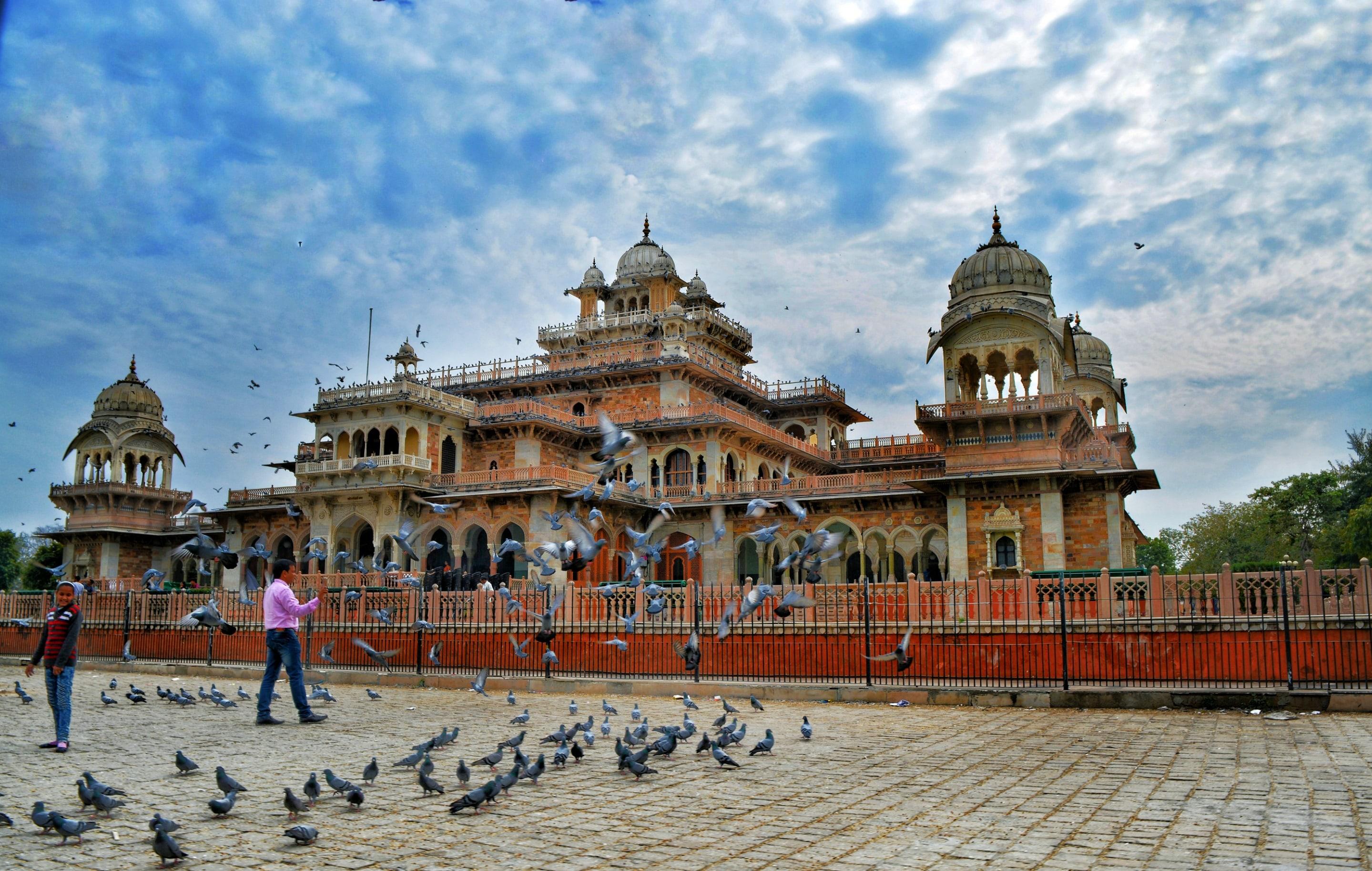 Yoga Tour to India 7