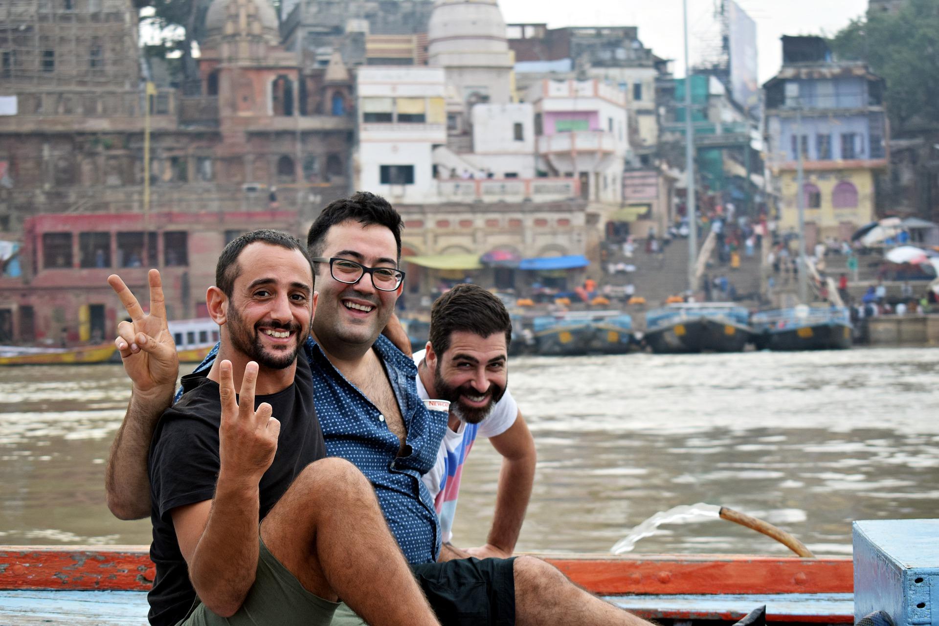 Yoga Tour to India 9