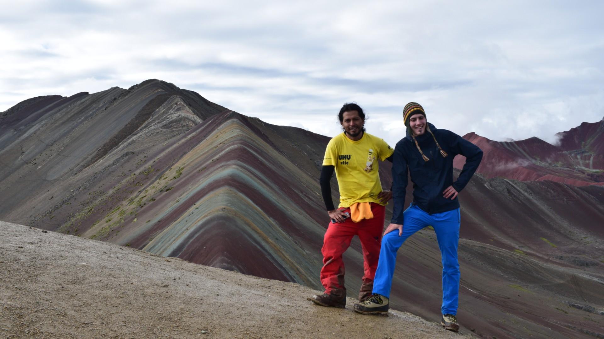 The Peaks of Camino del Apu Ausangate Trek - 6 Days 9