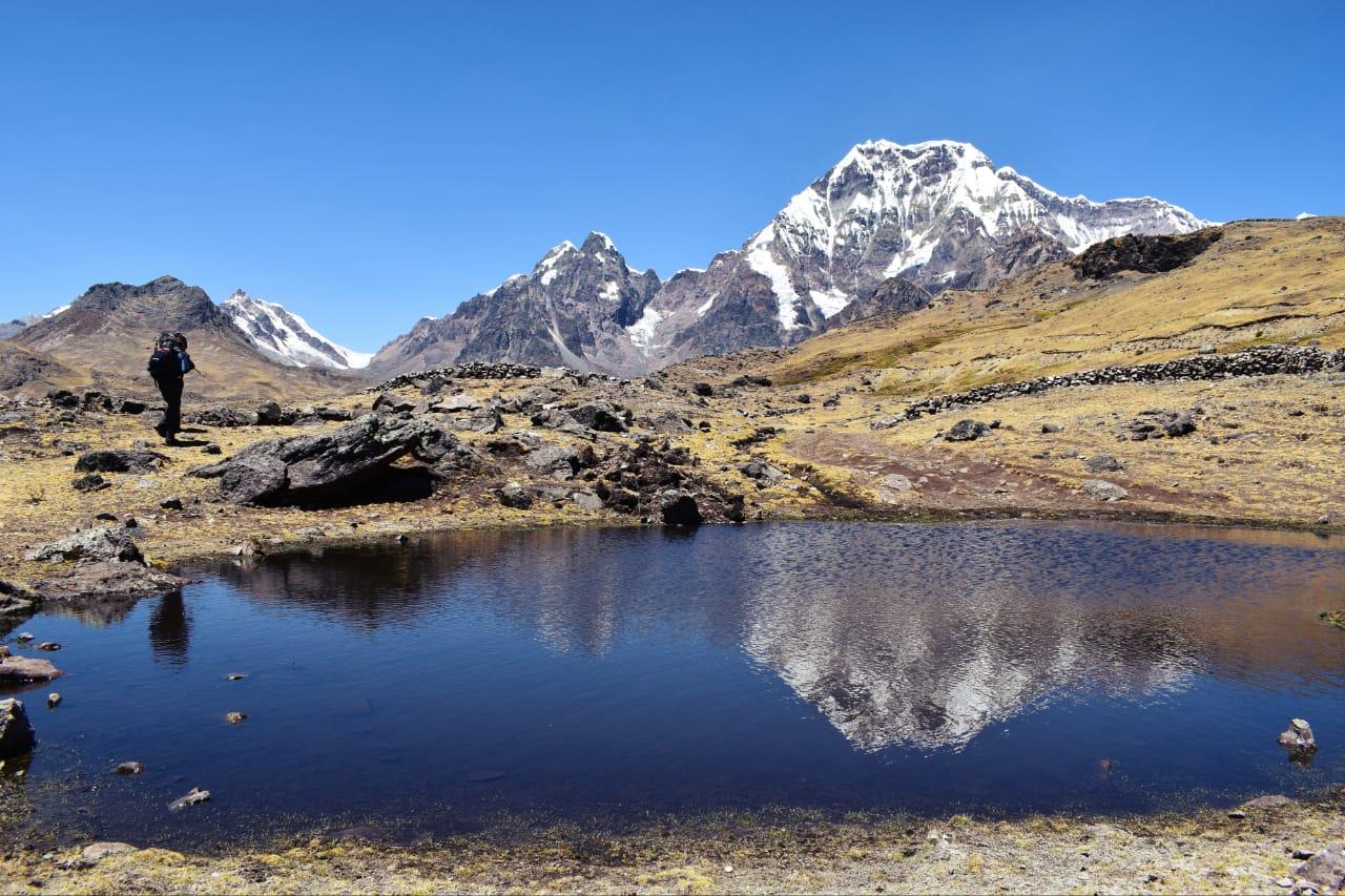 Trek & Climb: Nevado Qampa Training (5,500m) 6