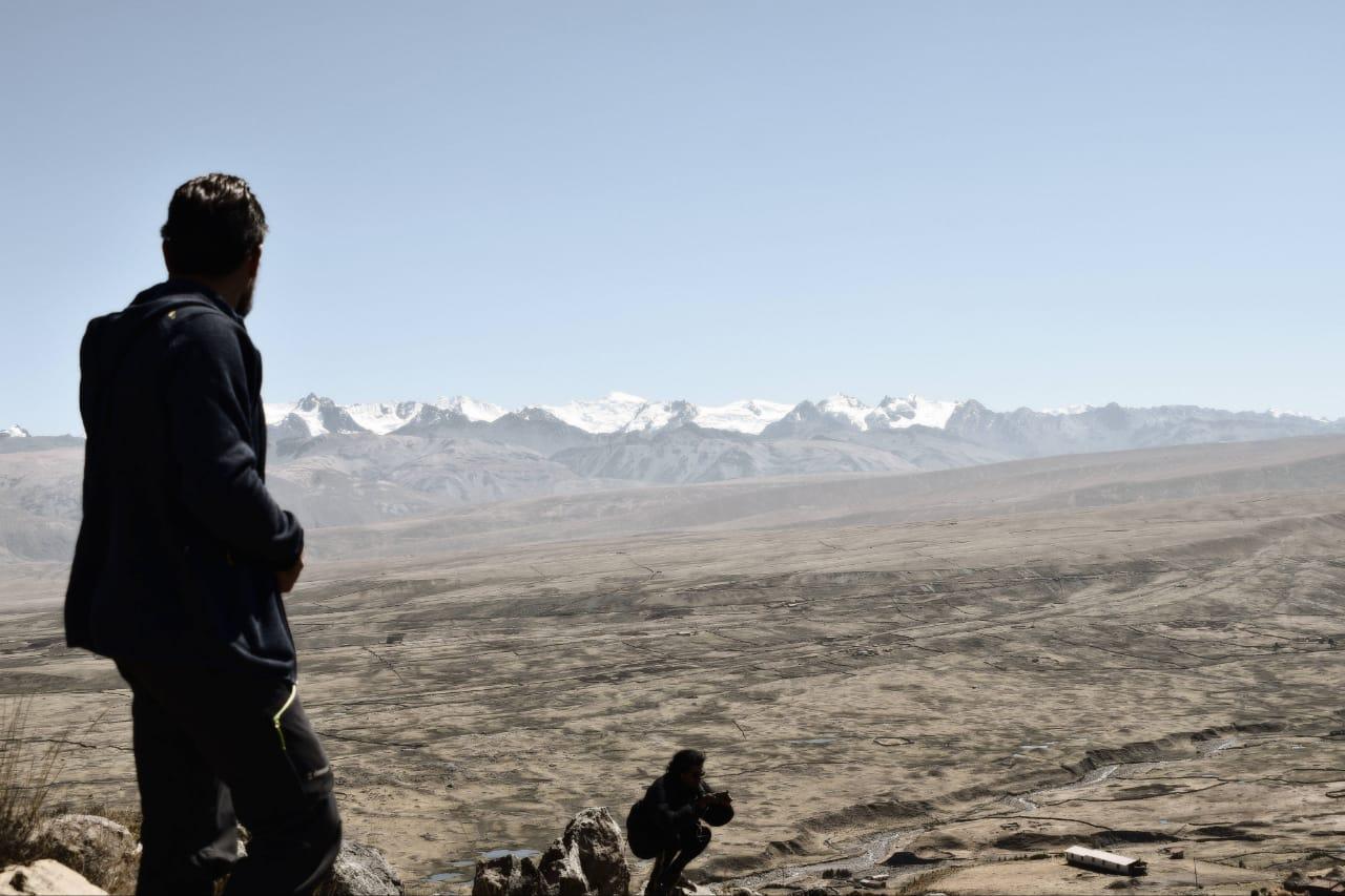 Trek & Climb: Nevado Qampa Training (5,500m) 2