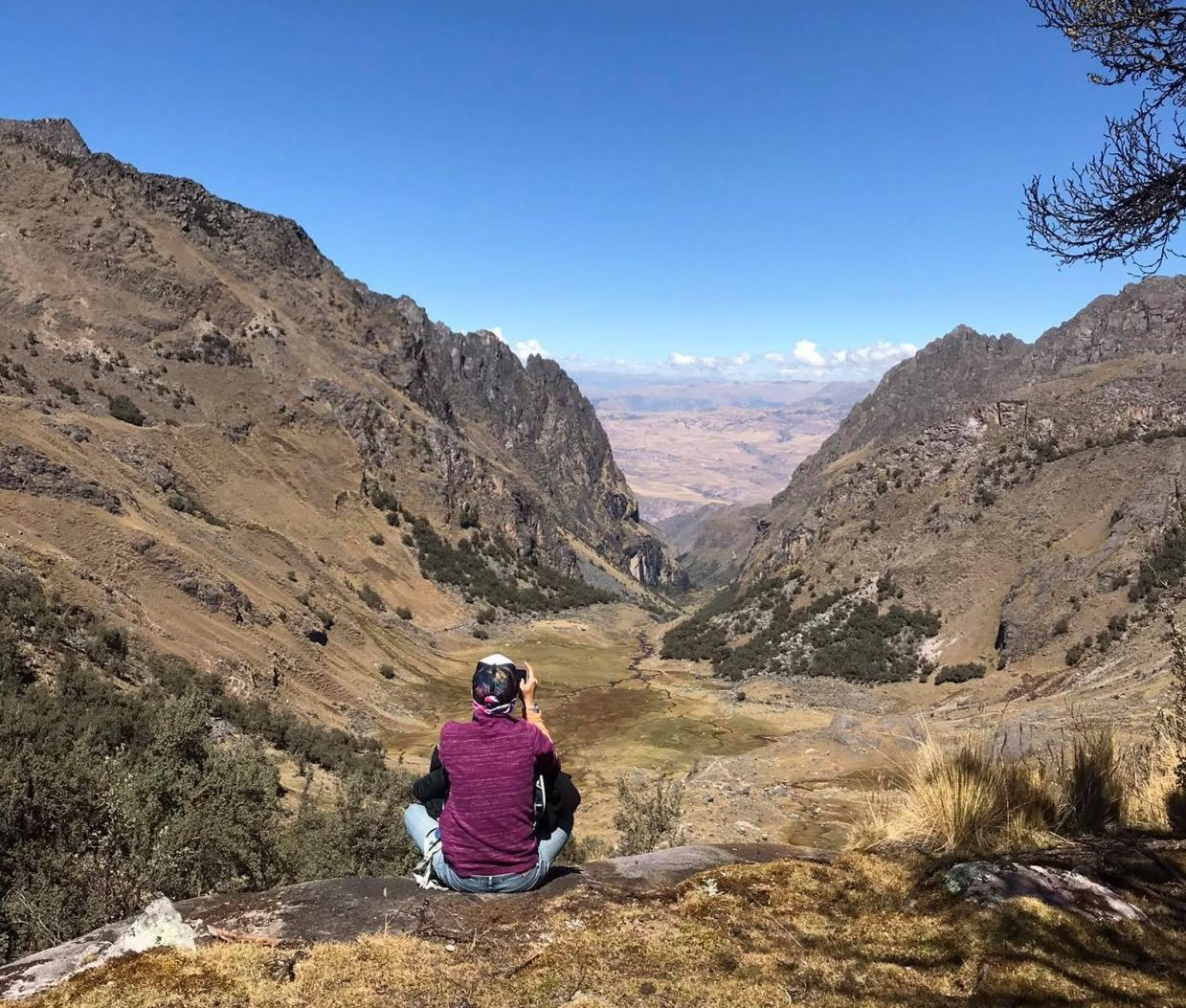 Lares Valley & Machu Picchu Trek 4