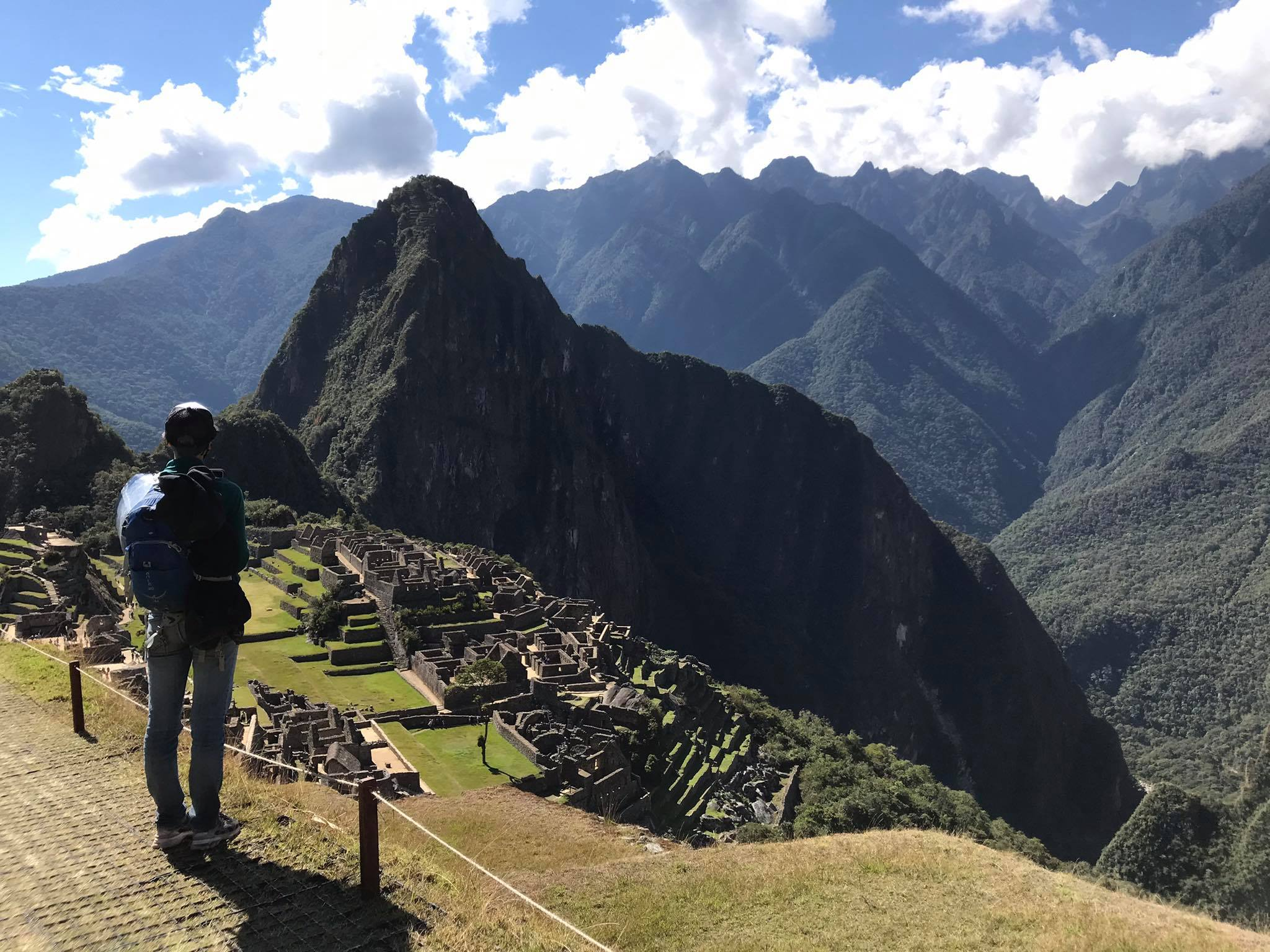Lares Valley & Machu Picchu Trek 6