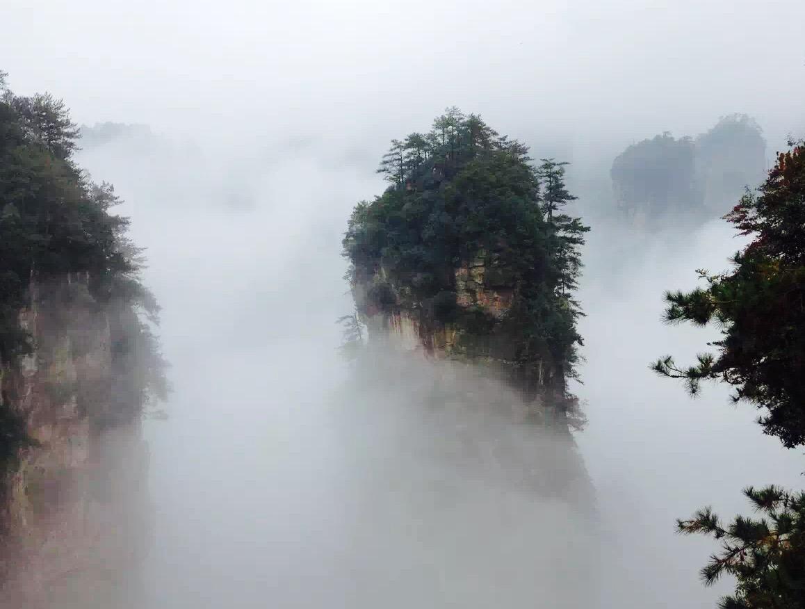 5-Day Zhangjiajie Avatar Mountain & Fenghuang Splendid Tour 3