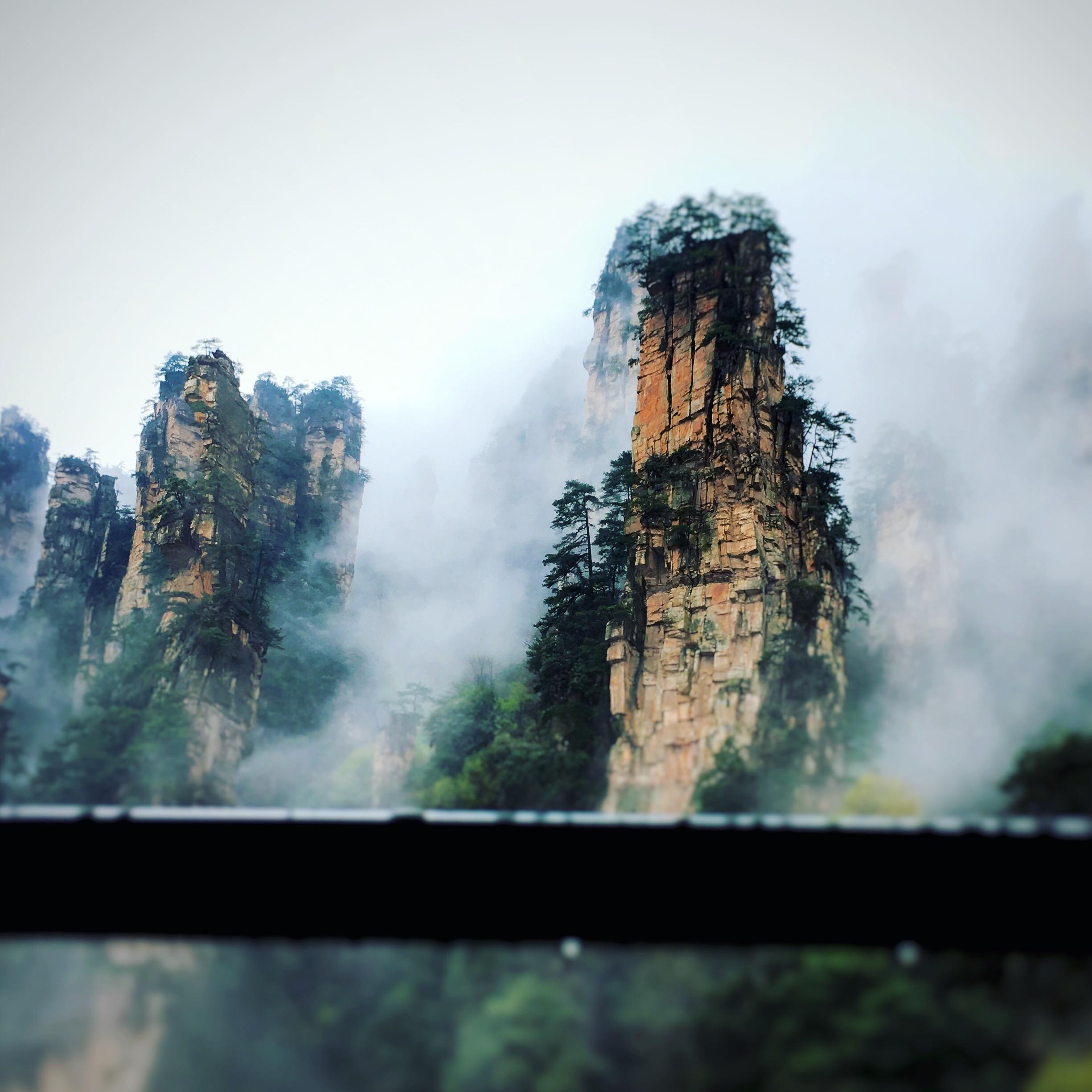 5-Day Zhangjiajie Avatar Mountain & Fenghuang Splendid Tour 5